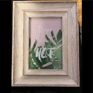 Other - Picture frame with art